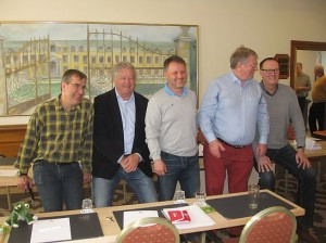 VDS-Vorstand 2017, Foto Büttner